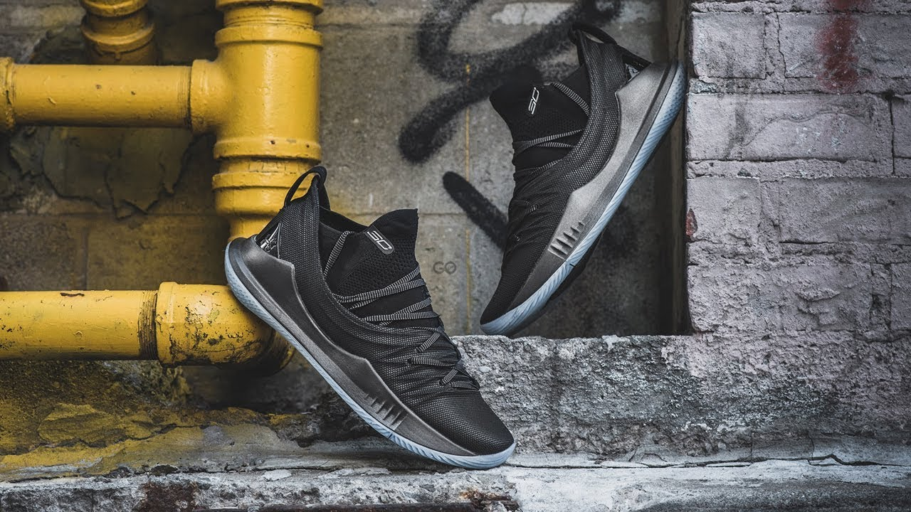 check out fec6f 1c96d Review & On-Feet: Under Armour Curry 5