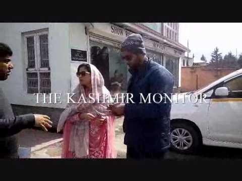 Spotted: Post Wedding, Urmila Matondkar In Kashmir