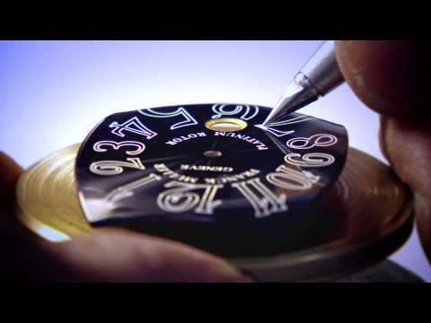 How Watch Dials Are Made At Franck Muller