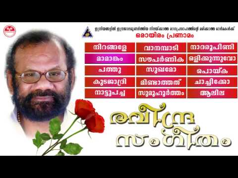 Raveendra Sangeetham | Selected Hits of Raveendran | malayalam movie songs upload 2016
