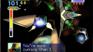 STAR FOX 64: Level 2