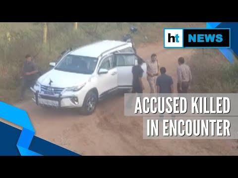 Telangana vet rape-murder case: All four accused killed in encounter, Nirbhaya's mom hails police