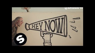 Repeat youtube video Martin Solveig & The Cataracs Feat. Kyle - Hey Now (Official Music Video)