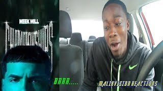 MalikVISION REACTS TO Meek Mill - Uptown Vibes ft. Fabolous & Anuel AA