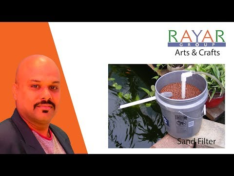 How To Make A Sand Filter