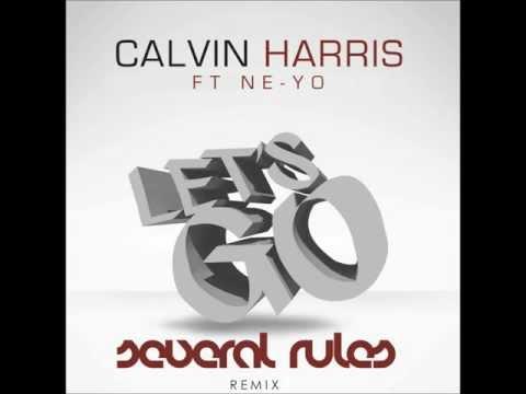 Calvin Harris ft. Ne-Yo - Let's Go (Several Rules remix)