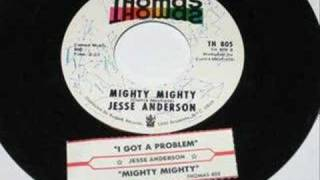 JESSE ANDERSON-MIGHTY MIGHTY {THOMAS 1970}