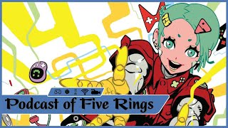 Tokyo Game Show 2019 - Podcast of Five Rings Episode 90, Part 1