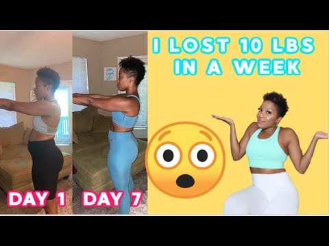HOW I LOST 10 POUNDS IN 7 DAYS �� | Cabbage Soup Diet Results ❌With Recipe❌ | DejaFitBeauty