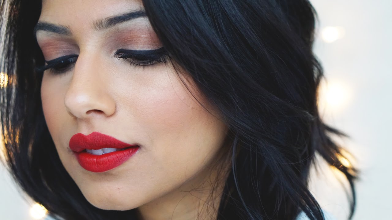 Top Holiday Red Lipsticks! Perfect for Medium/Brown/Indian ...