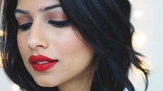 Top Holiday Red Lipsticks! Perfect for Medium/Brown/Indian Skin!