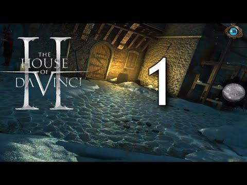 The House Of Da Vinci 2: Chapter 1 CASTELLO ESTENSE , iOS Walkthrough  