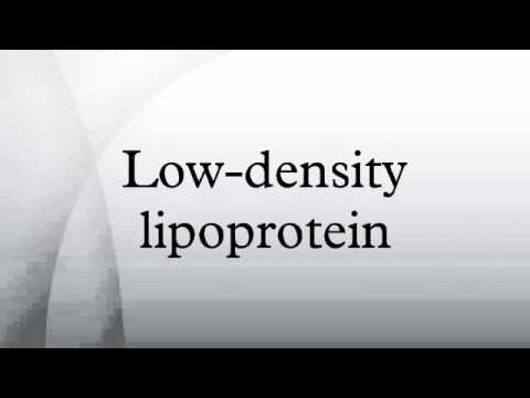Low-density lipoprotein