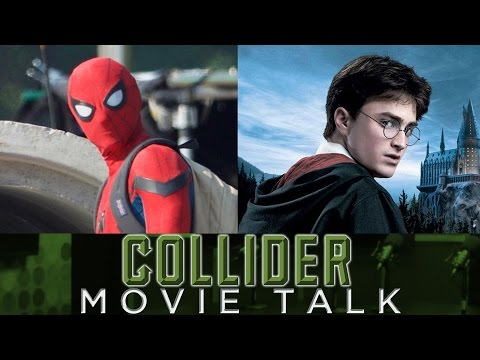 Spider-Man Could Follow Harry Potter Format Says Kevin Feige - Collider Movie Talk