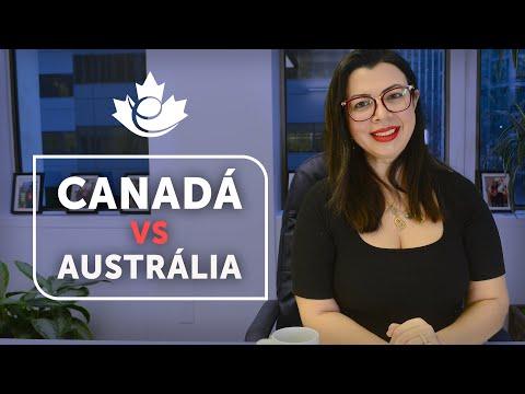 CANADA VS AUSTRALIA | PRINCIPAIS DIFERENÇAS ENTRE OS DOIS PAÍSES