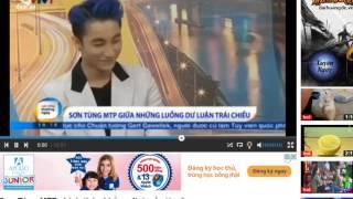 Sơn Tùng M-TP nói về vấn đề đạo nhạc trên VTV