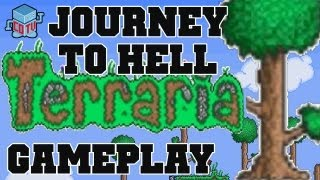 COTV - Terraria JOURNEY TO HELL Gameplay Commentary