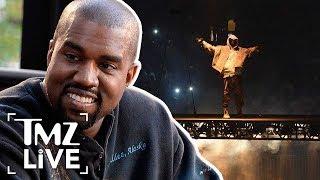Kanye West Scores A Huge Win!   TMZ Live