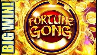 ★NEW SLOT! BIG WIN!!★ FORTUNE GONG 😍 (IGT) Slot Machine Bonus