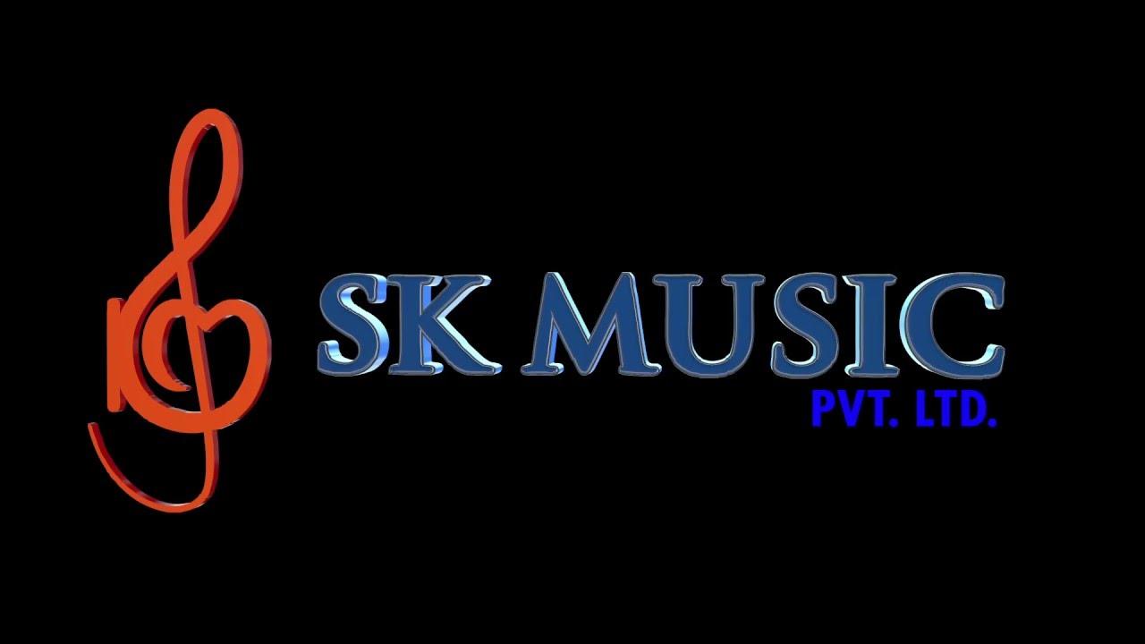 Sk Music Logo Hd By Pawan Youtube