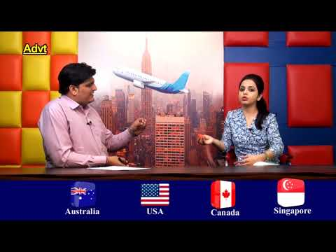 Singapore Visa Discussion with Miss.Lovepreet kaur- Global Guru Immigration services
