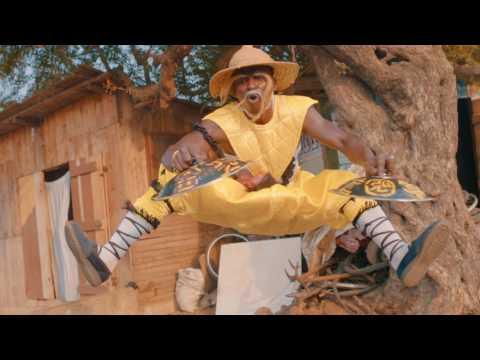 Gasmilla - China (Official Video) (Dir Pascal Aka)