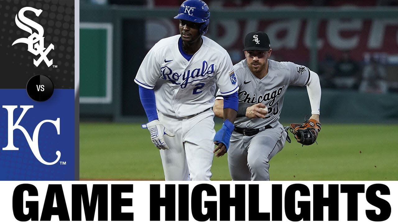 Download White Sox vs. Royals Game Highlights (7/28/21) | MLB Highlights