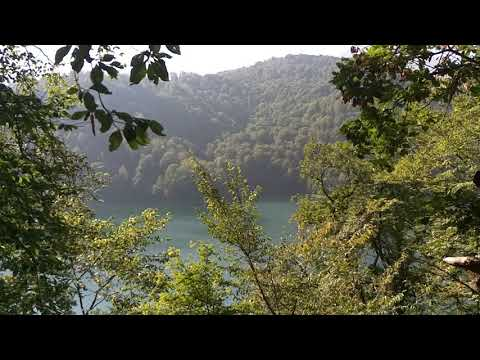 The Blue Lake (Göygöl) - Озеро Гёйгёль - Göygöl - Azerbaijan