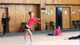Спортувай, България! Художествена гимнастика