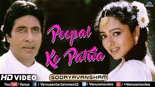 peepal-ke-patwa---song-amitabh-soundarya-sooryavansham-90s-evergreen-romantic-song