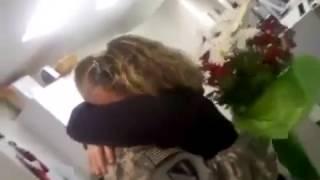 Soldier Christmas Surprise Part 2