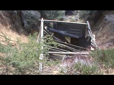 Finding An Abandoned Gold Mine In Pine Valley, CA
