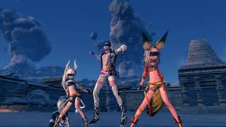 DANCE TO BLADE AND SOUL