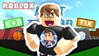 CREATING MY OWN MONEY IN ROBLOX!!! - MINT TYCOON