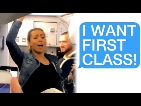 r/Entitledparents She DEMANDS First Class Seats, Gets Kicked Off the Plane Instead!