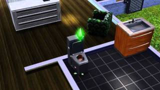 Sims 3 WTF moments- Potty- Training gone wrong