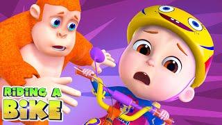 Bike Song And More   Nursery Rhymes Compilation   Videogyan 3D Rhymes & Kids Songs   Learning Songs