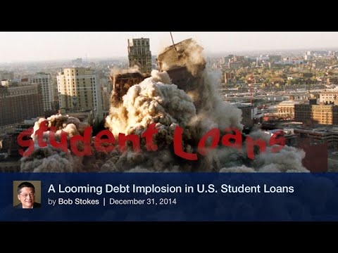 A Looming Debt Implosion in U.S. Student Loans