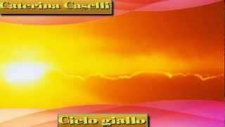"""CATERINA CASELLI - CIELO GIALLO - """"Mellow yellow"""" di Donovan Dall'A..."""