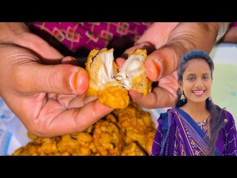 Desi Style Chicken Pakora   Pure Village Style   Pak Village