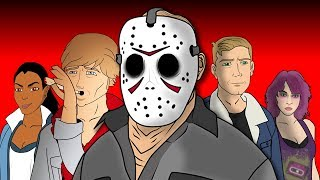 ♪ FRIDAY THE 13th THE GAME THE MUSICAL - Animated Parody Song