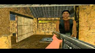 Let's Play Vietcong: Fist Alpha Mission 2 pt. 1 - Village Attacked