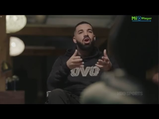 """Drake Opens Up About Kanye & Pusha T Beef & His Son Adonis On Lebron's """"THE SHOP"""" Show"""
