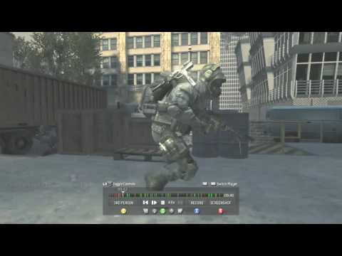 mw3 general game play plus one cheater invisible invincible 30 May 2016
