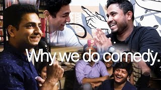 What Makes You Happy Travelling, Comedy & Friendships