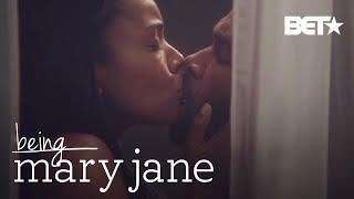 IN THE SHOWER ... #BeingMaryJane The Series.