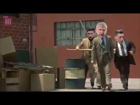 Premier league battle has begun ~ funny video