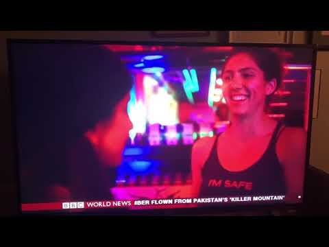 SAFE Space Featured on BBC World News