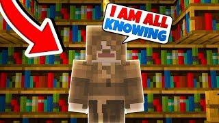 Minecraft Steve Saga - THE LIBRARIAN