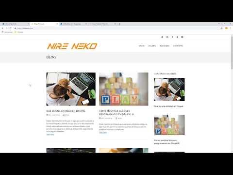 Mejorando la experiencia de usuario al crear contenido en Drupal 8 (parte 3) thumbnail